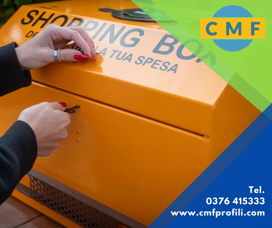 CMF shopping box